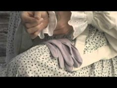 Clara Barton's story - told in first person by re-enactor