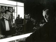 Behind the scenes: Getting it right on the set of The Shining