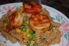 Stir-Fry Shrimp With Spicy Orange Sauce