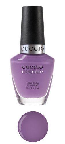 Cuccio Colour Cheeky In Helsinki Professional Nail Varnish Polish Purple 13ml | eBay