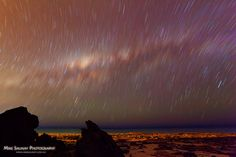 The Milky Way over Cable Beach, WA