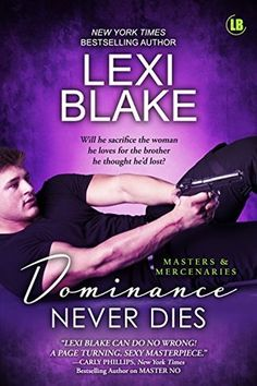 Reading Keeps Me Sane Book Blog: Review:  Dominance Never Dies (Masters and Mercena...