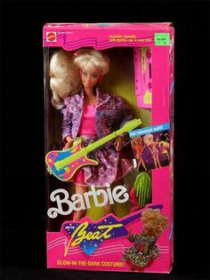 1989 Barbie and The Beat 2751 Vintage Mattel Cassette Included | eBay