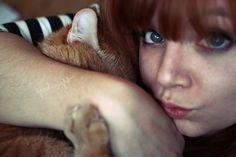 he just likes cuddles when he want's them He Wants, Cuddles, Peter Pan, Kitten, Cute, Cute Kittens, Kitty, Kitty Cats, Kawaii