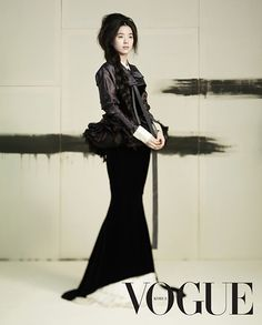 Han Hyo Joo for Vogue Magazine September Issue '12