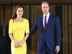 Kate Middleton - The Royal Couple Visit the New Zealand Police College