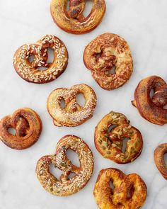 How to make your own soft pretzels