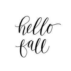Hello Fall... <3   #fall