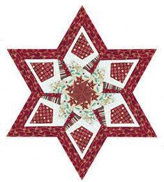 patchwork weihnachten stern google search quilts diamonds pinterest patchwork. Black Bedroom Furniture Sets. Home Design Ideas