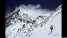 Barry Bishop fotografou a primeira ascensão de americanos ao topo do Monte Everest em 1963.