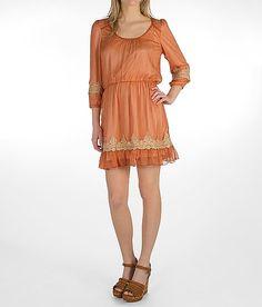Pinky Chiffon Dress