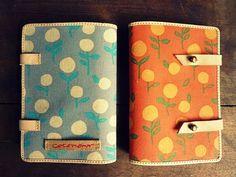 passport case in dandelion!