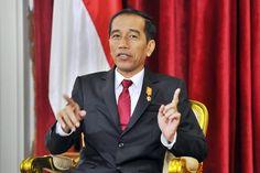 Presiden Jokowi pada acara pembukaan pendidikan Akademi Bela Negara Partai Nasdem, Minggu di Jakarta, Minggu (16/7) JAKARTA ,16 Jul 2017-Presiden Joko Widodo mengingatkan, adanya sejumlah ancaman t…