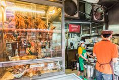 Grill Duck #thaistreetfood #chinesefood Thai Street Food, Bangkok, Grilling, Photo And Video, Videos, Instagram, Crickets