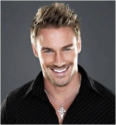 The incredibly handsome Jessie Pavelka!  :)
