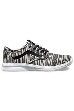 VansA unique trainer to stand out in a sea of black kicks at the gym.Vans ISO 2, $75, available at Vans. #refinery29 http://www.refinery29.com/mall-gift-shopping-ideas#slide-18
