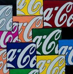 Coca Cola art...