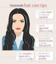 See natural hair tips on that article here :) Homemade Hair remedies for hair growth healthy hair and prevention of hairfall. Natural Hair Care, Natural Hair Styles, Long Hair Styles, Hair Care Routine, Hair Care Tips, Skincare Routine, Healthy Hair Tips, Hair Remedies, Hair Brush