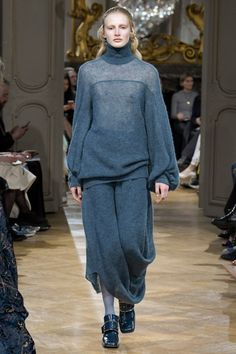 John Galliano коллекция | Коллекции осень-зима 2017/2018 | Париж | VOGUE
