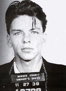 Frank Sinatra. Native of Hoboken.