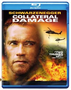 Collateral Damage  - BLU-RAY