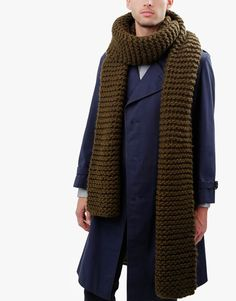 I love Wool and the Gangs Foxy Roxy Scarf - I'd love to try this beginners kit!