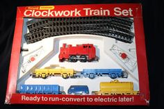 #Hornby-triang #clockwork #train set,  View more on the LINK: 	http://www.zeppy.io/product/gb/2/302104506611/