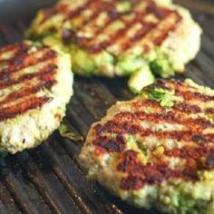 Summer is the season of grilling! Try these amazing Parmesan Turkey or Chicken Avocado Burgers. You can even turn them into lettuce wraps!