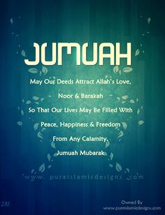 JUMU'AH - Islam Ipad Wallpaper