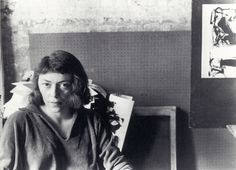 Joan Mitchell - painter