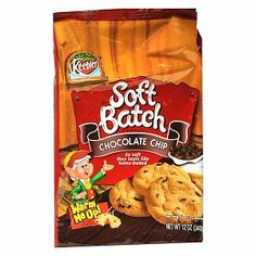 I'm learning all about Keebler Soft Batch Cookies at @Influenster!