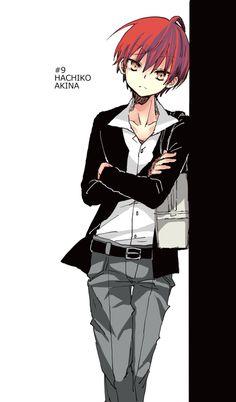 Assassination Classroom Karma Akabane