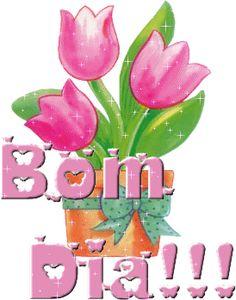 orkut e hi5, Bom Dia, flor, rosas, glitter, mensagem para orkut