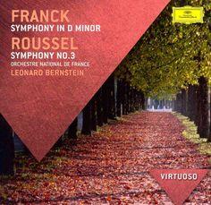 Albert Roussel - Virtuoso: Franck/Roussel- Symphony In D Minor/Symphony No. 3