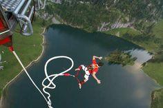 bungee jumpen