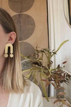 Atrium Earrings