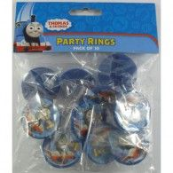 Thomas & Friends Party Rings Pkt10 $4.95 A069339 Disney Balloons, Helium Balloons, Foil Balloons, Latex Balloons, Wholesale Party Supplies, Kids Party Supplies, Wedding Balloons, Birthday Balloons, Balloon Decorations