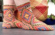 Ravelry: Project Gallery for Harlequino pattern by Margreet Vonkeman