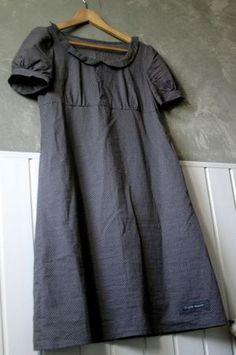 "Pattern ""S"" from Stylish Dress Book."