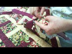 Patchwork Ao Vivo #07: Virada da Agulha (Needle Turn Appliqué) - YouTube