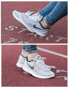 Nike Free RN Flyknit: Grey