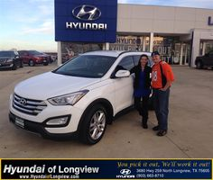 We are very pleased with the service we received. Both sales and finance were very responsive of all of our questions. We enjoyed the fact that we could drive many vehicles to determine which one would fit us best. We came in with the intent to lease a vehicle and appreciate the fact that the finance manager was truthful about leasing Hyundai. We decided to purchase. Thank you  Kimberly Mele Monday, December 22, 2014
