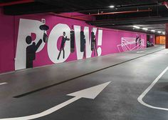 Stejarii Parking on Behance