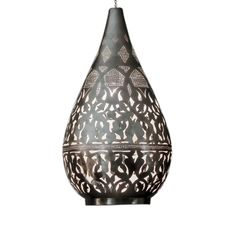 E Kenoz - Exquisitely Crafted Silver Plated Moroccan Brass Hanging Lamp , $229.00 (http://www.ekenoz.com/moroccan-lighting/moroccan-lamps/exquisitely-crafted-silver-plated-moroccan-brass-hanging-lamp/)