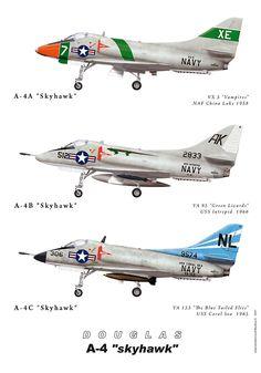 A4ABCweb - Douglas A-4 Skyhawk - Wikipedia