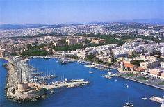 Rhodes - Mandraki Port