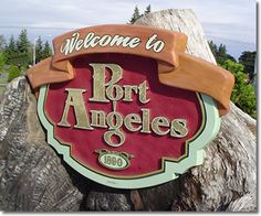 See 134 photos and 6 tips from 2415 visitors to City of Port Angeles. Cool Places To Visit, Places To Travel, Places To Go, Port Angeles Washington, Cascade National Park, Port Townsend, Forever Green, Evergreen State, Olympic Peninsula