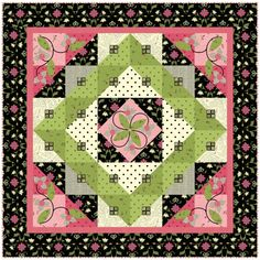 """FREE pattern: """"Hugs and Kisses"""" (from Jillily Studio)"""