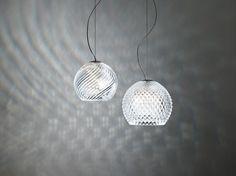 DIAMOND SWIRL | Подвесной светильник By Fabbian