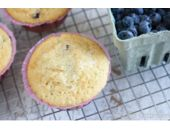 Medifast Blueberry Oatmeal Muffins recipe